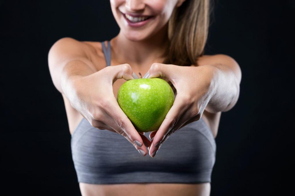 упражнения для фигуры типа яблоко