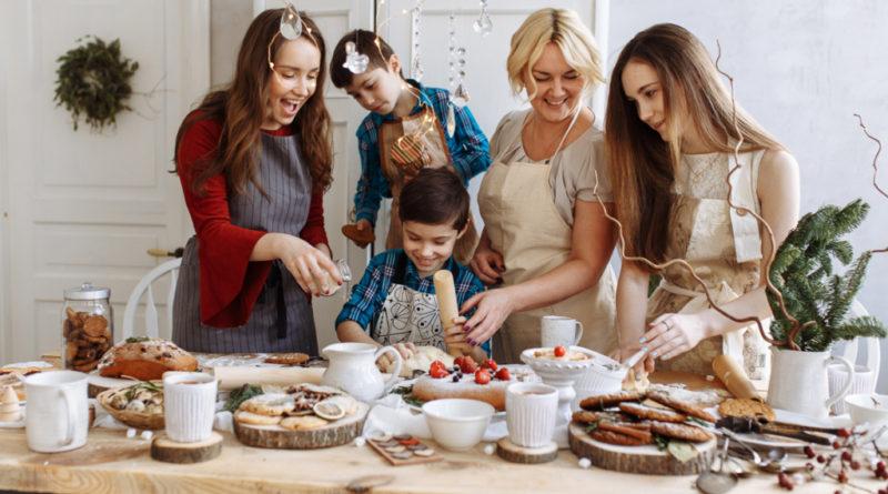 Семейные традиции и праздники