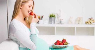 Клубника для беременных