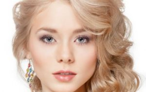 Свадебный макияж для цветотипа весна