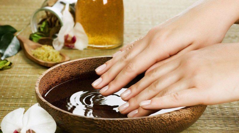 витамины для красоты ногтей