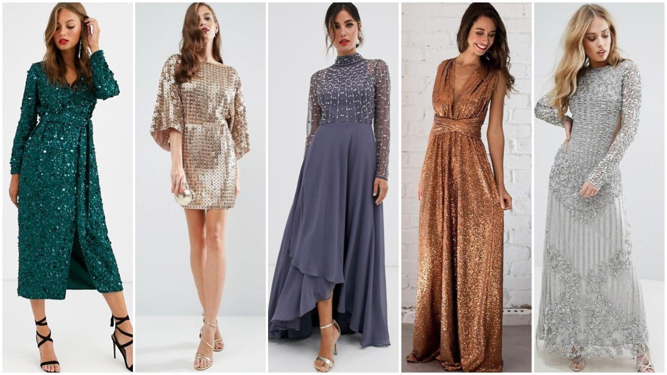 Что надеть на новогоднюю вечеринку женщинам: модные тенденции 2021