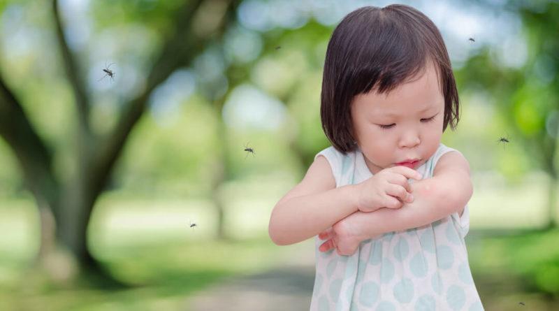 Как подобрать средства от комаров для детей