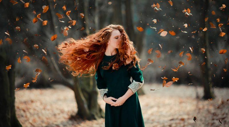 Как ухаживать за волосами осенью