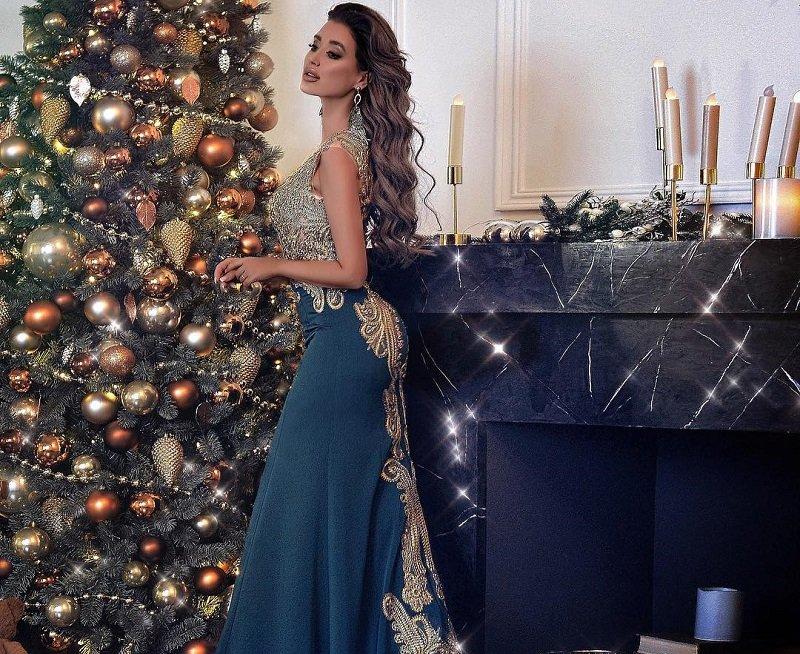 платья для нового года 2021