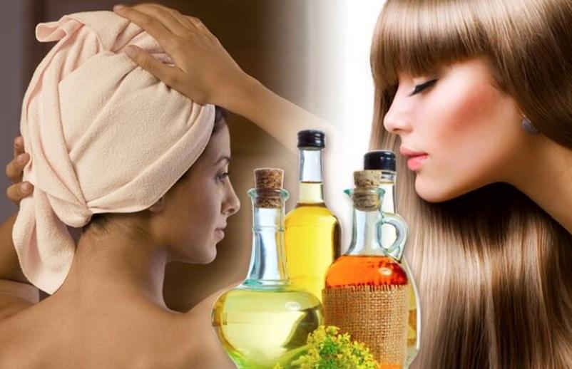 процедуры для осеннего ухода за волосами
