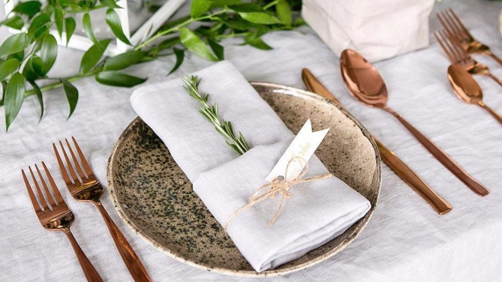 салфетка для сервировки - один карман