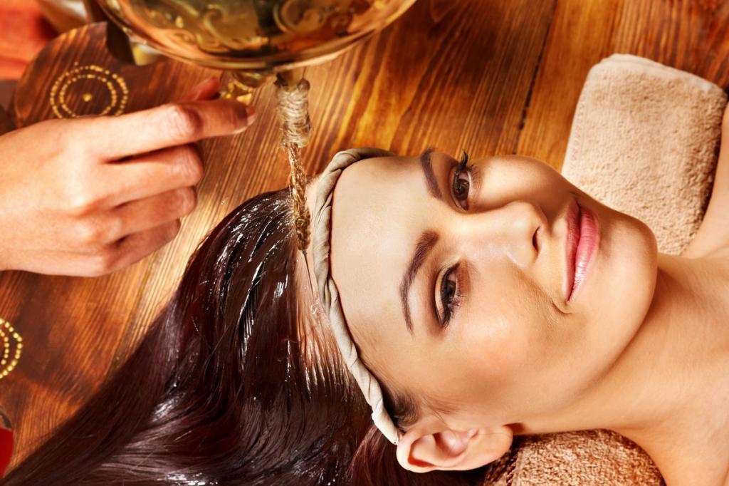 советы специалистов как ухаживать за волосами осенью