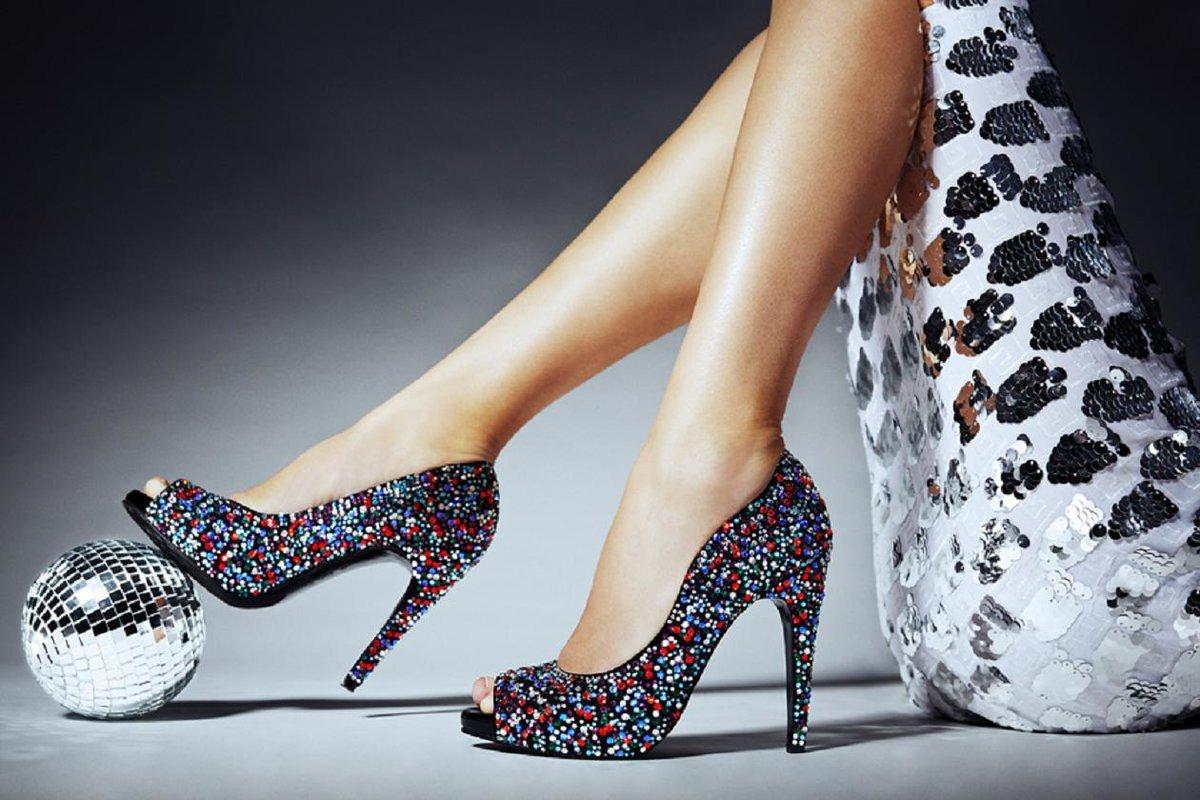 Выбираем обувь для новогоднего вечера