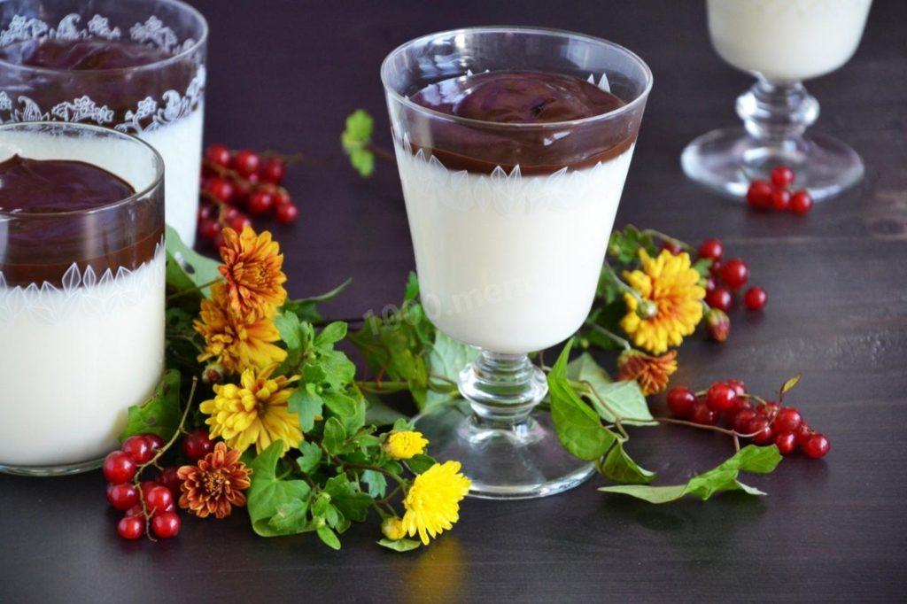 Десерт «Птичье молоко»