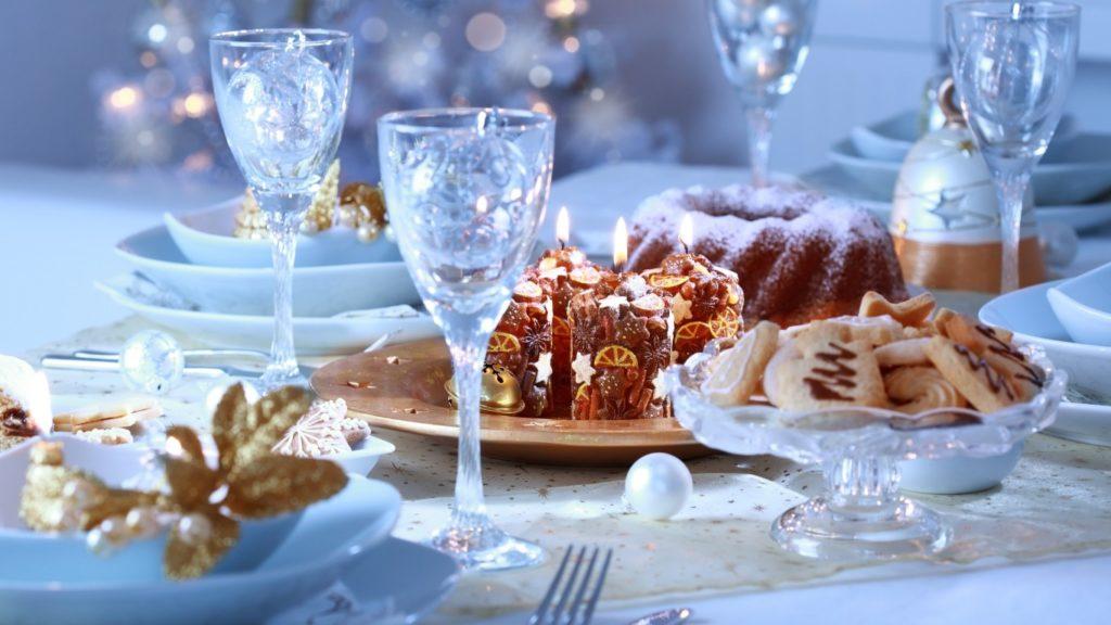 десерты для новогоднего стола 2021