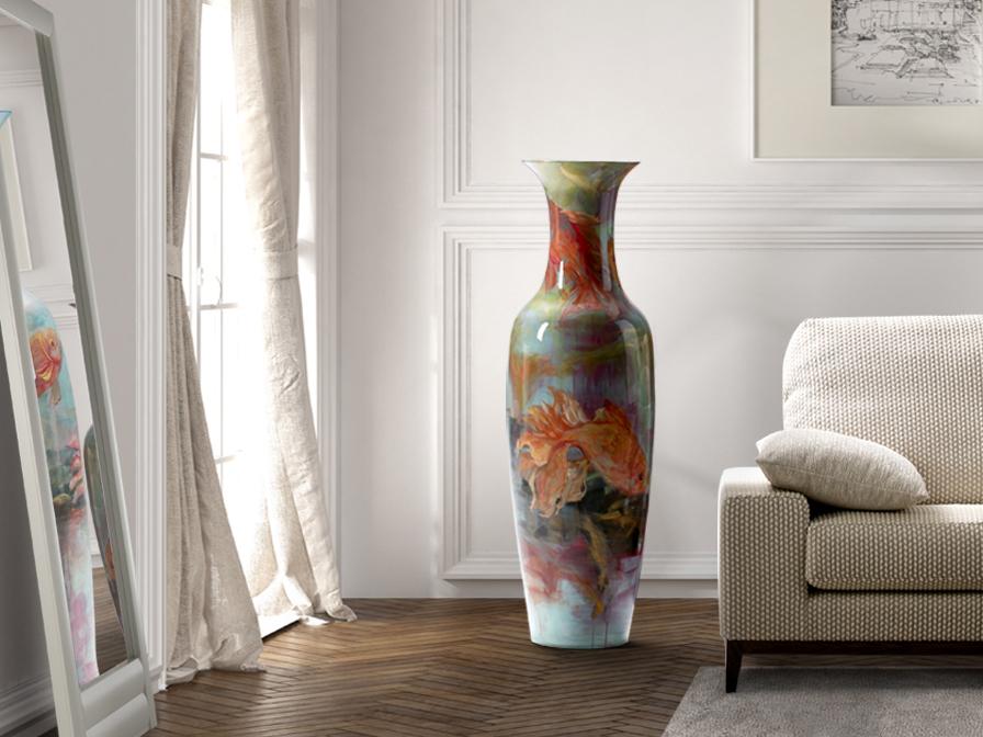 Незаполненные вазы
