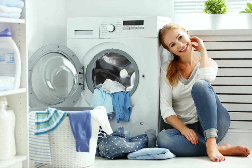 Правильная загрузка стиральной машины бельем