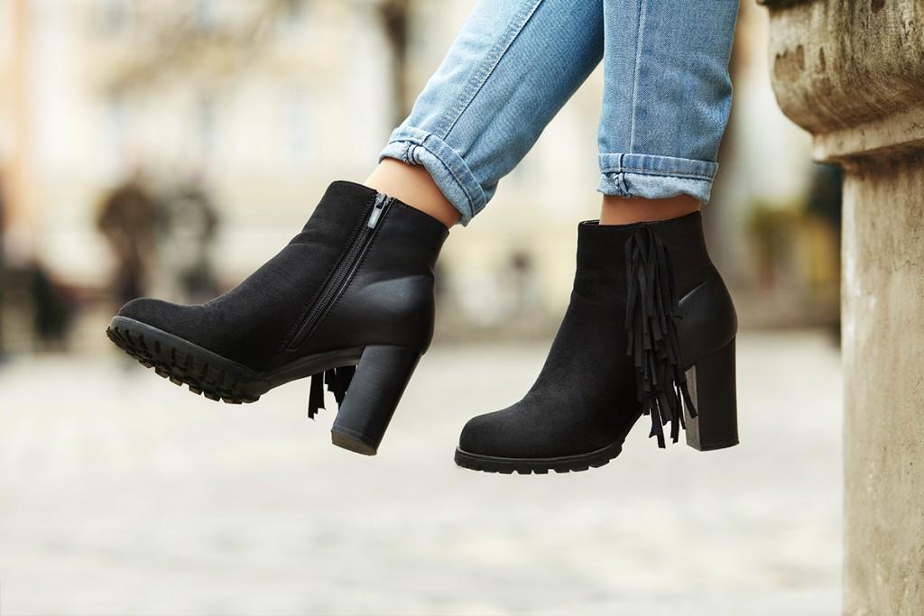 Обувь к базовому гардеробу