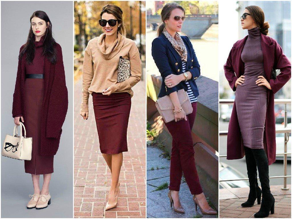 Осенний базовый гардероб для женщины 40 +