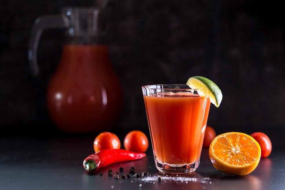 Сангрита для текилы - рецепт