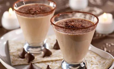 Шоколадный поцелуй - рецепт коктейля
